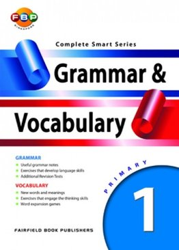 Grammar & Vocabulary - Primary 1