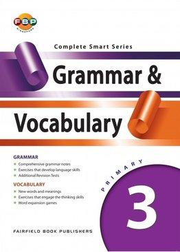 Grammar & Vocabulary - Primary 3