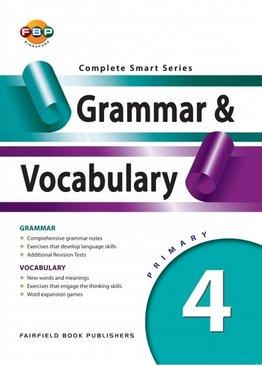 Grammar & Vocabulary - Primary 4