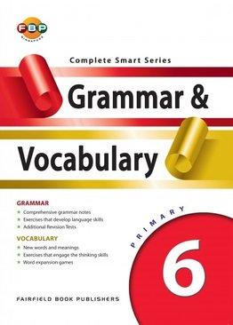 Grammar & Vocabulary - Primary 6