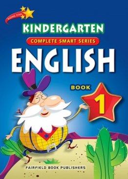 Kindergarten English Book 1 CSS