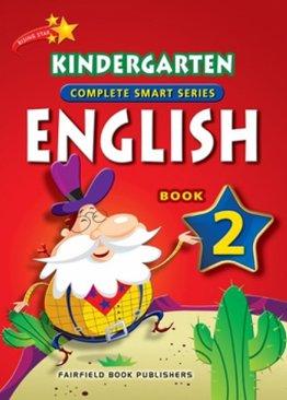 Kindergarten English Book 2 CSS