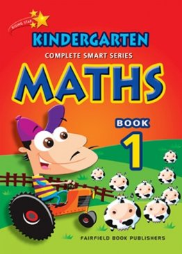 Kindergarten Maths Book 1 CSS