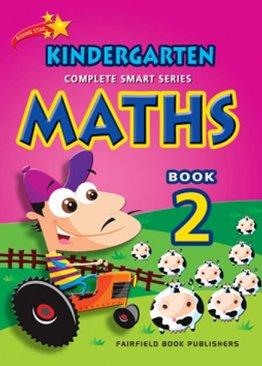 Kindergarten Maths Book 2 CSS