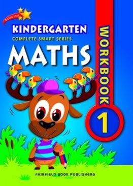Kindergarten Maths Work Book 1 CSS