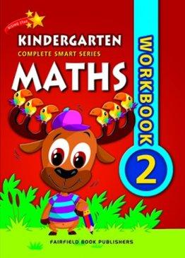 Kindergarten Maths Work Book 2 CSS