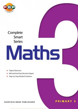 Mathematics Complete Smart Series - Primary 3