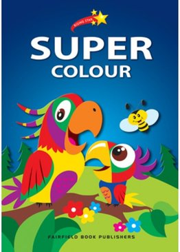 Rising star Super Colouring Book