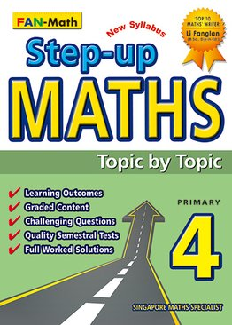 Step-Up Maths Topic By Topic P4