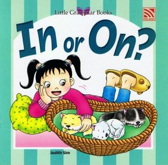 Little Grammar Books - In & On?
