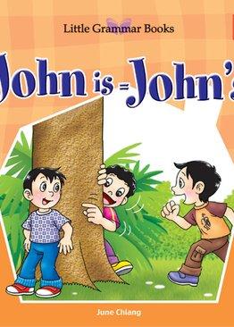 Little Grammar Books - John is = John's