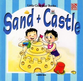 Little Grammar Books - Sand + Castle