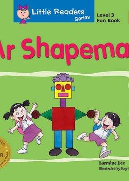 Little Readers Level 3 - Mr Shapeman