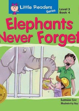 Little Readers Level 3 - Elephants Never Forget