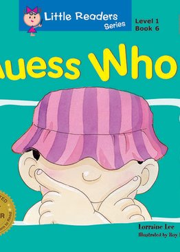 Little Reader Series Level 1 - Guess Who?