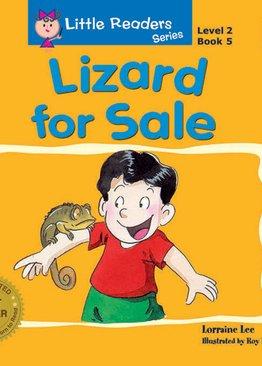 Little Readers Level 2 - Lizard For Sale