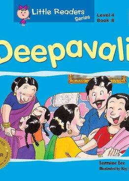 Little Reader Series Level 4 - Deepavali