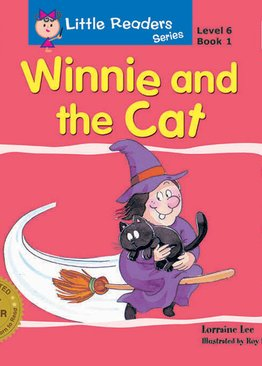 Little Readers Series Level 6 - Winnie And The Cat
