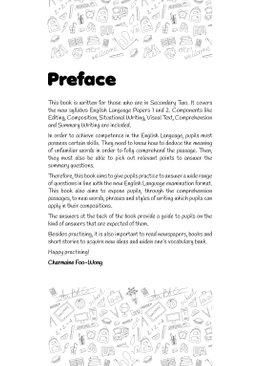English Model Exam Papers Sec 2