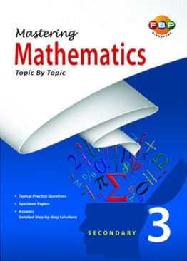 Mastering Mathematics Topic by Topic S3