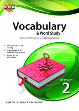 Vocabulary & Word Study Sec2