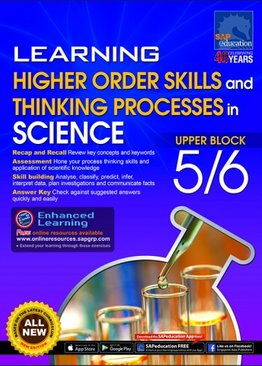 Learning Higher Order Skills and Thinking Processes in Science Upper Block 5/6