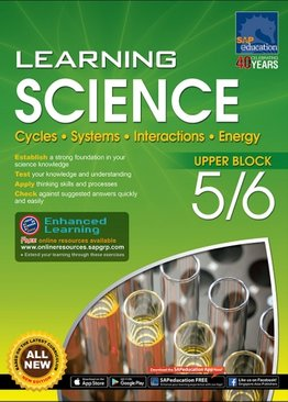 Learning Science Upper Block 5/6 [Cycles, Systems, Interactions, Energy]