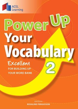 Power Up Your Vocabulary 2