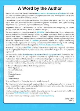 Maths Olympiad Unleash The Maths Olympian In You! (Advanced)