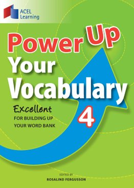 Power Up Your Vocabulary 4