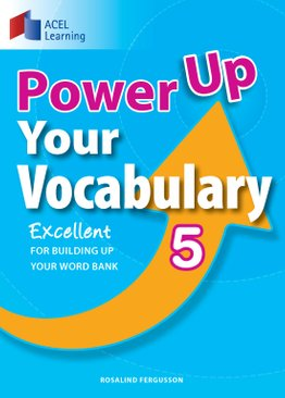 Power Up Your Vocabulary 5