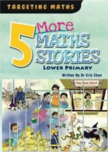5 More Maths Stories - Lower Primary