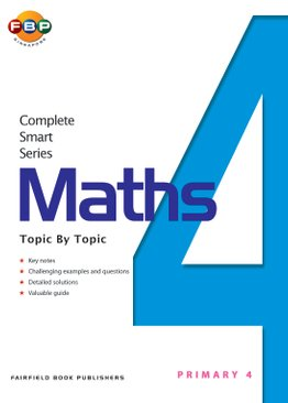 Mathematics Complete Smart Series - Primary 4