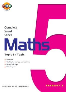 Mathematics Complete Smart Series - Primary 5