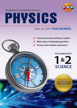 Integrated Examination Practice Science Physics S1 & 2