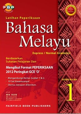 Bahasa Melayu Secondary 1