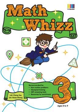 Math Whizz 3