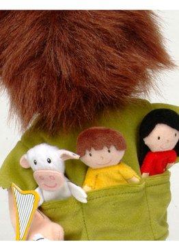 Jack & the Beanstalk Hand & Finger Puppet Set
