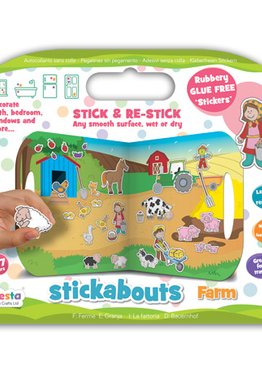 Farm Stickabouts