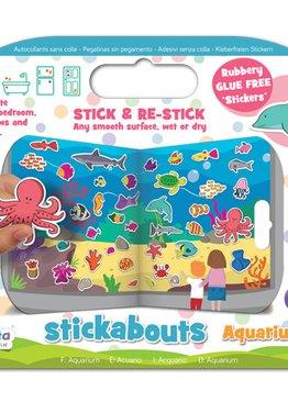 Aquarium Stickabouts