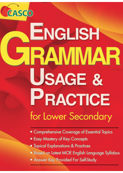 English Grammar Usage & Practice for Lower Secondary