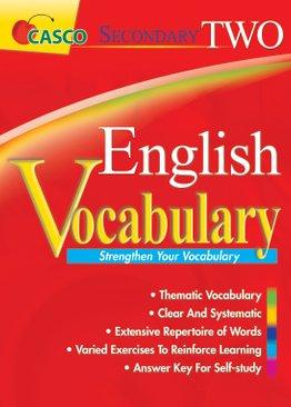 Sec 2 English Vocabulary