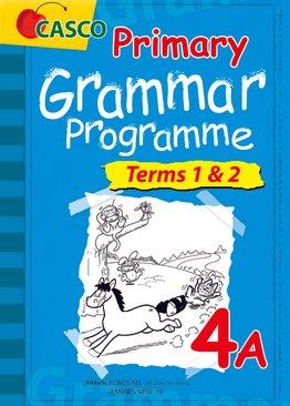 Grammar Programme 4A Term 1 & 2