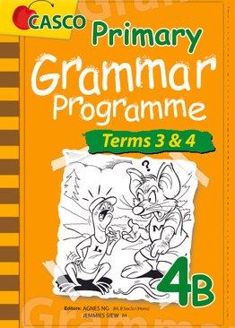 Grammar Programme 4B Term 3 & 4