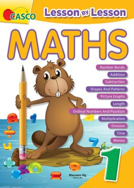 Lesson By Lesson Maths Primary 1