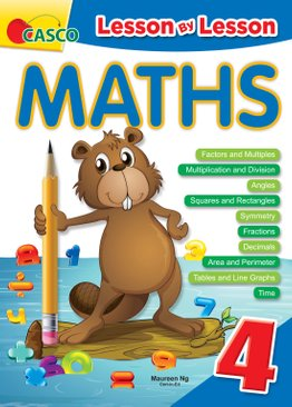 Lesson By Lesson Maths Primary 4