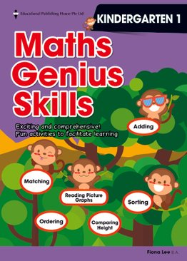 Maths Genius Skills K1