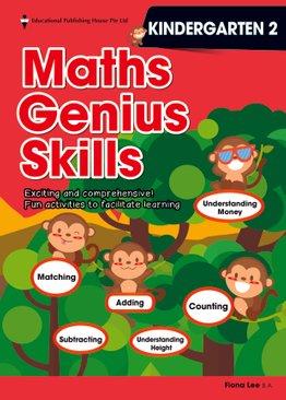 Maths Genius Skills K2