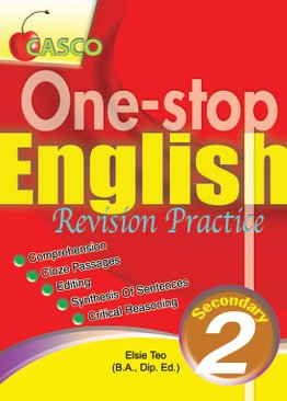 One-Stop English Revision Practice Sec 2
