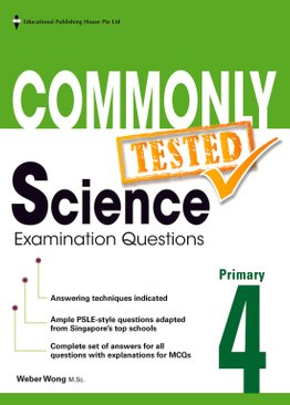 Commonly Tested Science Examination Questions 4